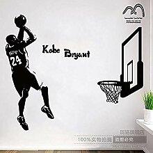 Wall Stickers Basketball Star Sticker Poster