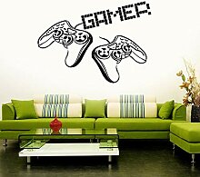 Wall Stickers Wohnkultur Tapete Kinder Gaminggamer