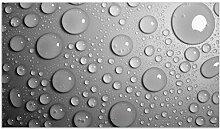 Wallario Herdabdeckplatte/Spritzschutz aus Glas,