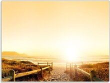 Wallario Schneidbrett Strand in Südafrika II -