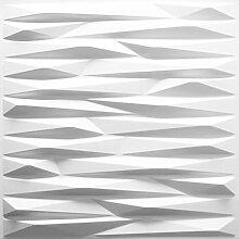 WallArt 3D-Wandpaneele Wandverkleidung Wandplatte