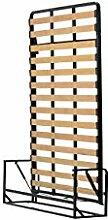 Wallbedking Classic Kleines Doppel Wandbett