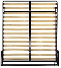 Wallbedking Classic WANDBETT (Längs) 180cm x