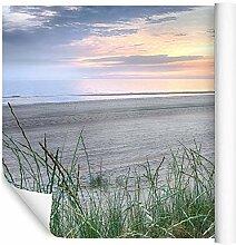 Wallepic Fototapete 3D Effekt Strand 210x315 Sand