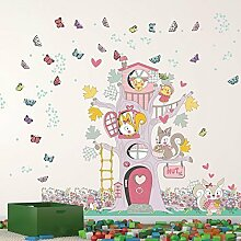 Wandsticker Baum Kinderzimmer günstig online kaufen | LionsHome