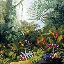 wallmuralthree Tropische Tapete Des