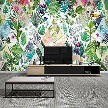 Wallpaper 3D Tapete Nordischen Stil Tropische