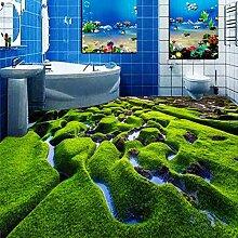 Wallpaper 3D Werbung Benutzerdefinierte Boden