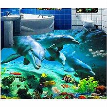 Wallpaper 3D werbung Selbstklebende tapete sea