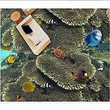 Wallpaper 3D werbung Unterwasserwelt der