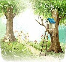 Wallpaper Foto Wallpaper 3D Cartoon niedlichen
