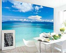 Wallpaper Fototapete Blauer Himmel Mit Weißen