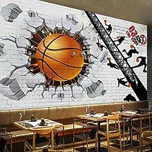 Wallpaper Fototapete Fußball Vliestapete 3D