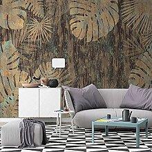Wallpaper Fototapete Nordic Tropische Pflanze