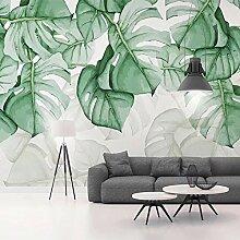 Wallpaper Fototapete Tropische Pflanze Wandmalerei