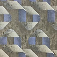 Wallpaper Kunst nostalgische braune Tapete