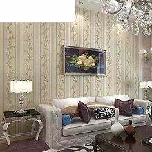 wallpaper/ländliche Vlies-Tapete/Wohnzimmer