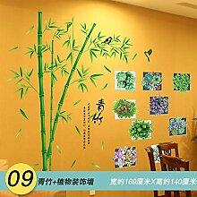 Wallpaper Wallpaper selbstklebende Wohnzimmer TV