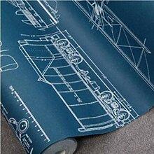 WallpaperChildren Papierrahmen 3D Wallpaper Roller