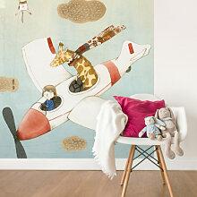 Wallprint - Fototapete Loske - Flugreise