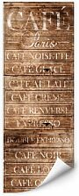 Wallprints - Wallprint Café Paris