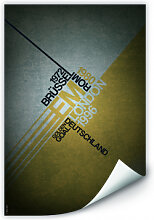 Wallprints - Wallprint DFB - Europameister