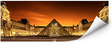Wallprints - Wallprint Kiciak - Illuminated Louvre