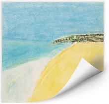 Wallprints - Wallprint Lohrentz - Strandbucht -
