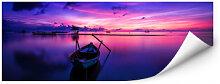 Wallprints - Wallprint Pink Sunrise - Panorama