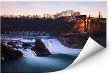 Wallprints - Wallprint Rheinfall