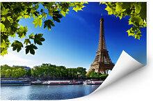 Wallprints - Wallprint Summer in Paris