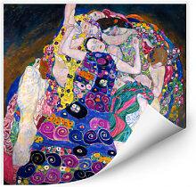 Wallprints - Wallprint W - Klimt - Die Jungfrau