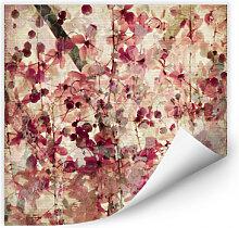 Wallprints - Wallprint W - Vintage Blütenmuster