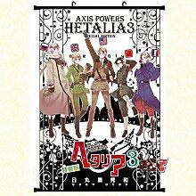 Wallscrolls-Wonderland Hetalia : Axis Powers