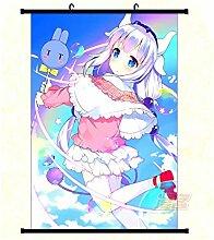 Wallscrolls-Wonderland Miss Kobayashi's Dragon