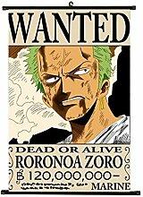 Wallscrolls-Wonderland One Piece Roronoa Zoro