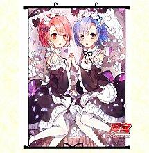 Wallscrolls-Wonderland Re:Zero kara Hajimeru