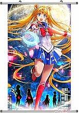 Wallscrolls-Wonderland Sailor Moon Wallscroll