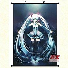 Wallscrolls-Wonderland Vocaloid Hatsune Miku
