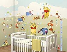 Walltastic 41486 Disney, Winnie Pooh, Kit zur