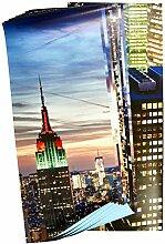 Walltastic 45149 New York Skyline Tapete 243,8 x