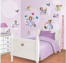 Walltastic Mini Kit Disney Sofia the Firs