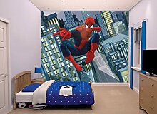 Walltastic Ultimate Spiderman, Tapete, Wandbild,