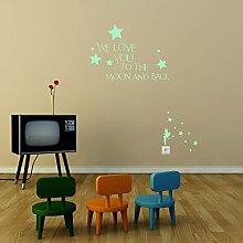 Walplus Dekorationen Wand Sticker Wandschmuck