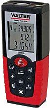 WALTER Werkzeuge 37363 Laser Distanz Messgerät,