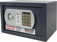 WALTER Werkzeuge 611311 Möbeltresor 8l, 1.5 V