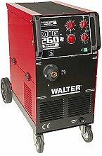 Walter Werkzeuge Schutzgas-Profi-Schweißgerät MIG260
