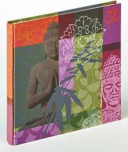 Walther Album Buddha Einheitsgröße rot