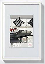 walther design AJ100W Aluminium-Bilderrahmen