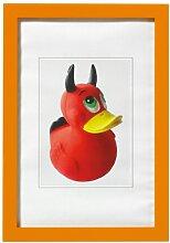walther design Anitra Holzrahmen 020X030 orange